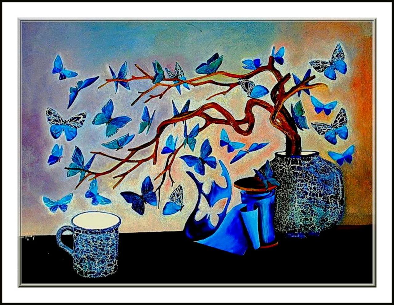Abdelali Announi Butterflies