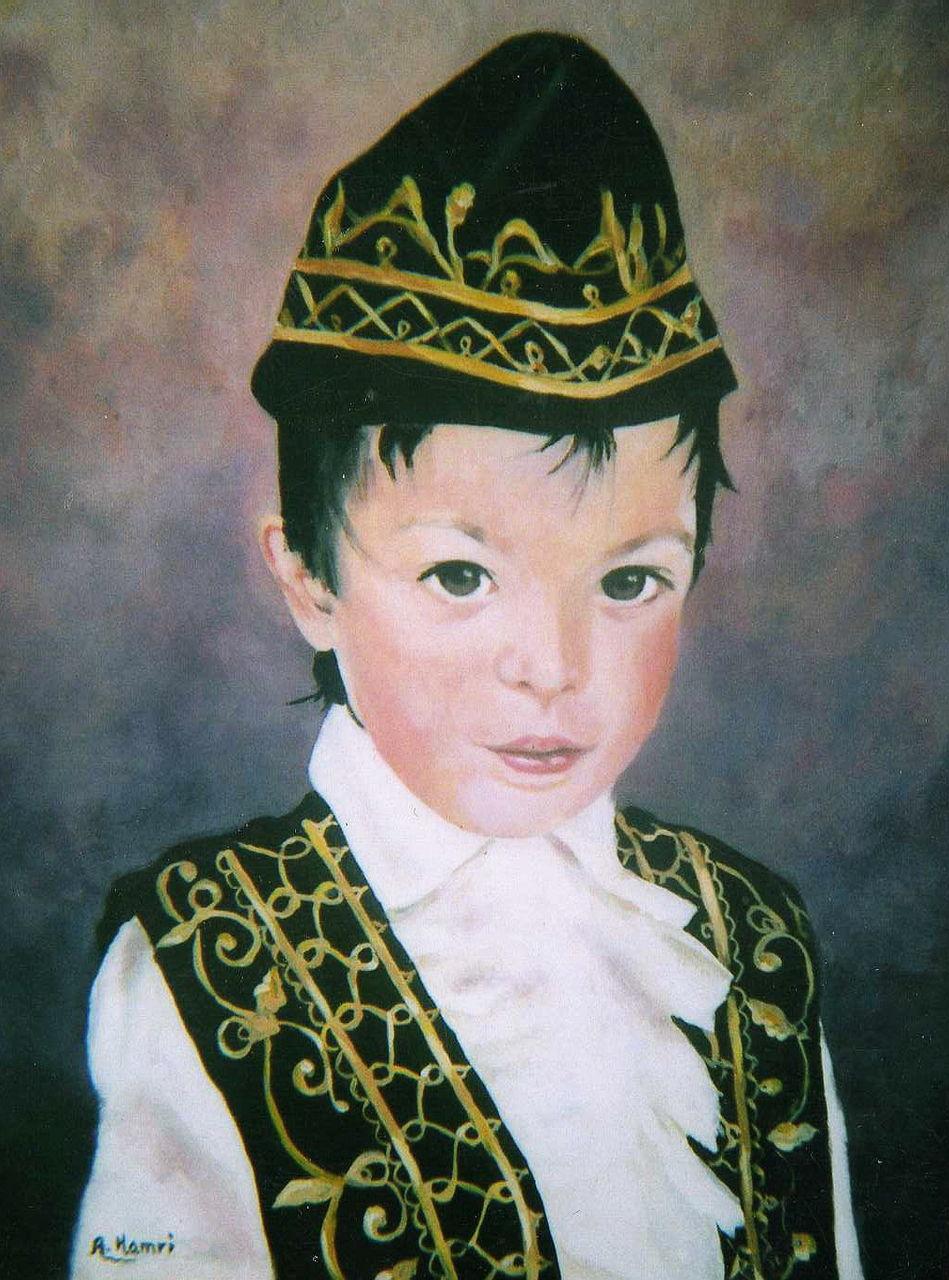 Abdelkrim Hamri Le petit Ziad