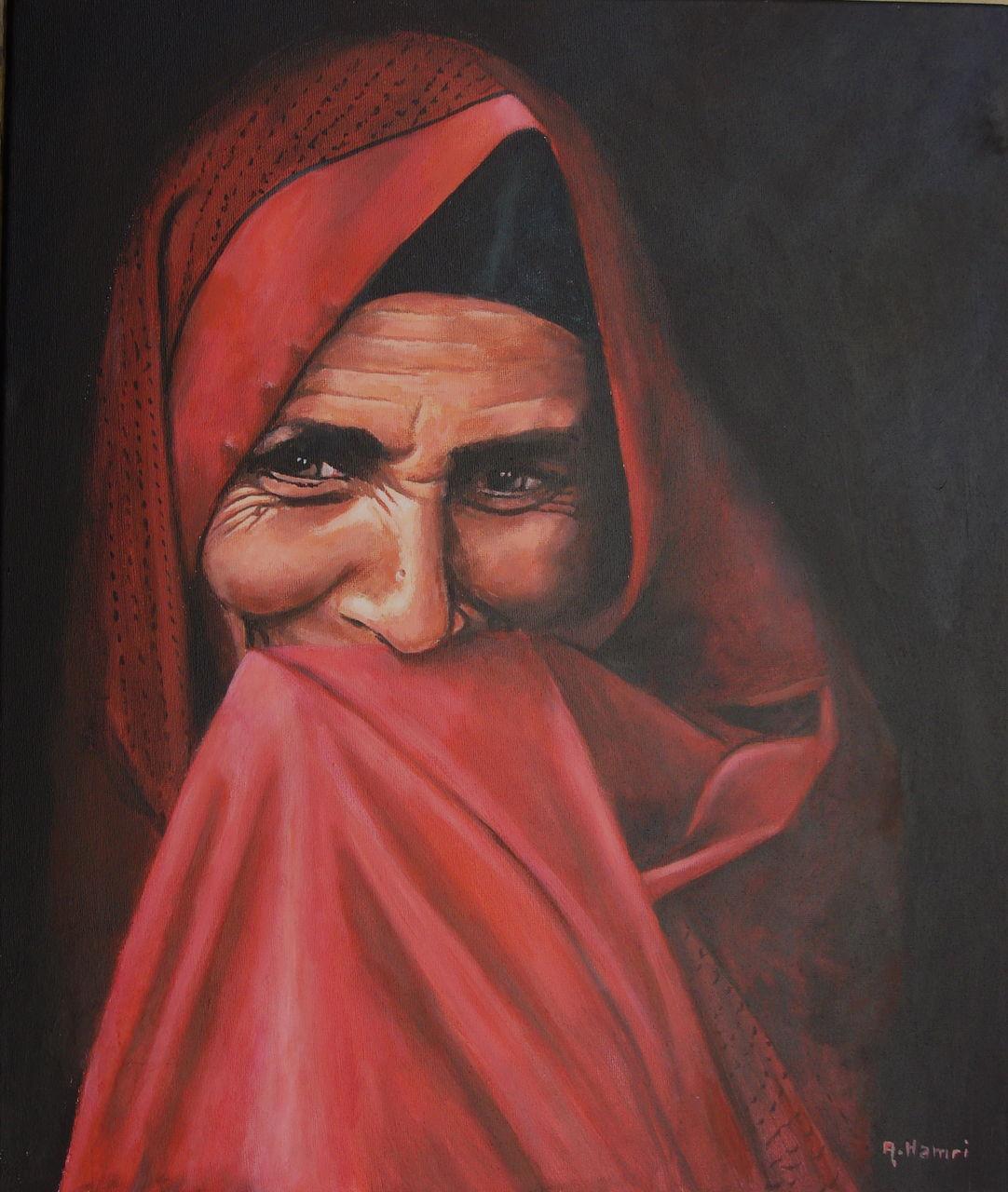 Abdelkrim Hamri Timidité