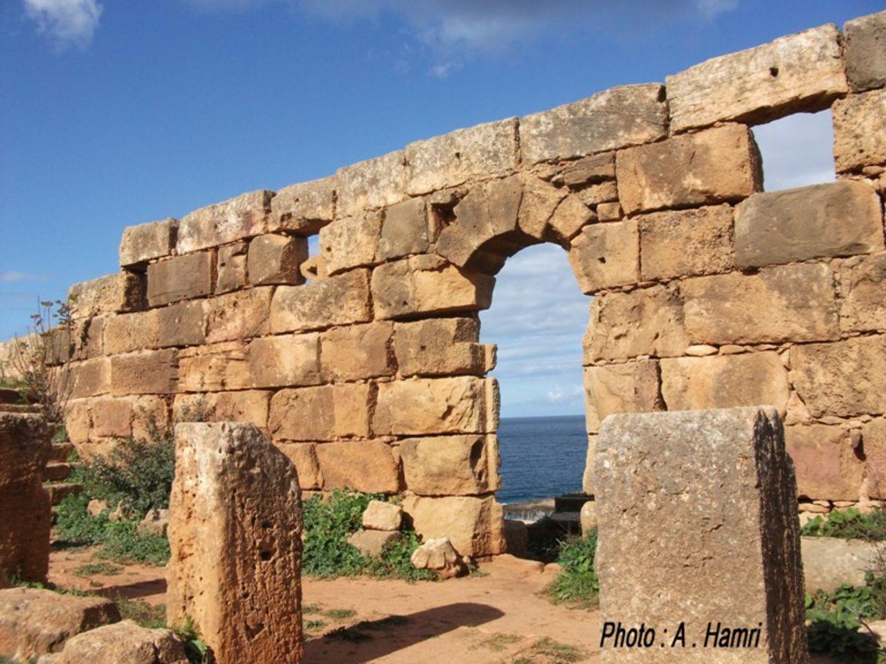 Abdelkrim Hamri Sainte Salsa -Tipasa