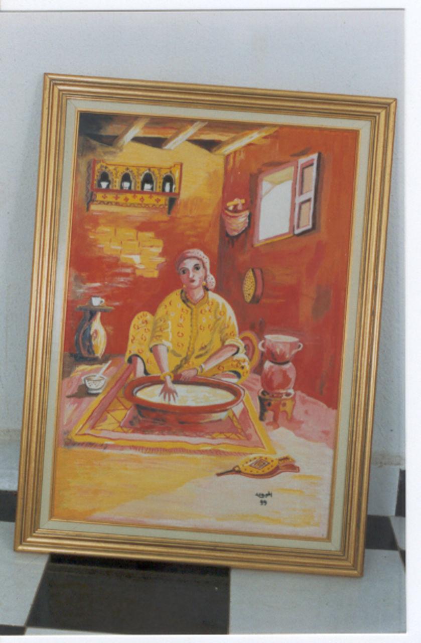 abderrahim ELMOUJAOUID couscous -    maroc