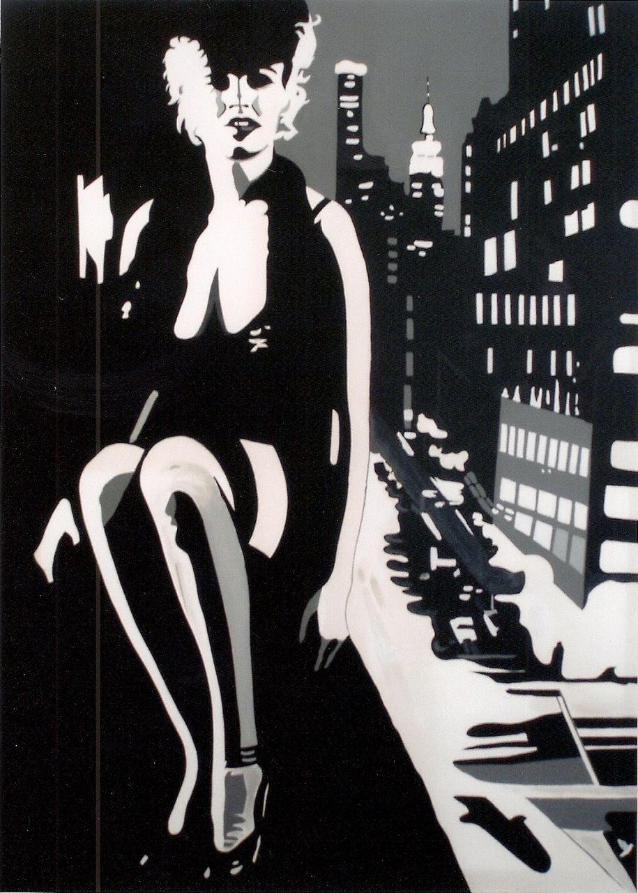 "Adolphe BARBONI MARILYN  "" NEW YORK """