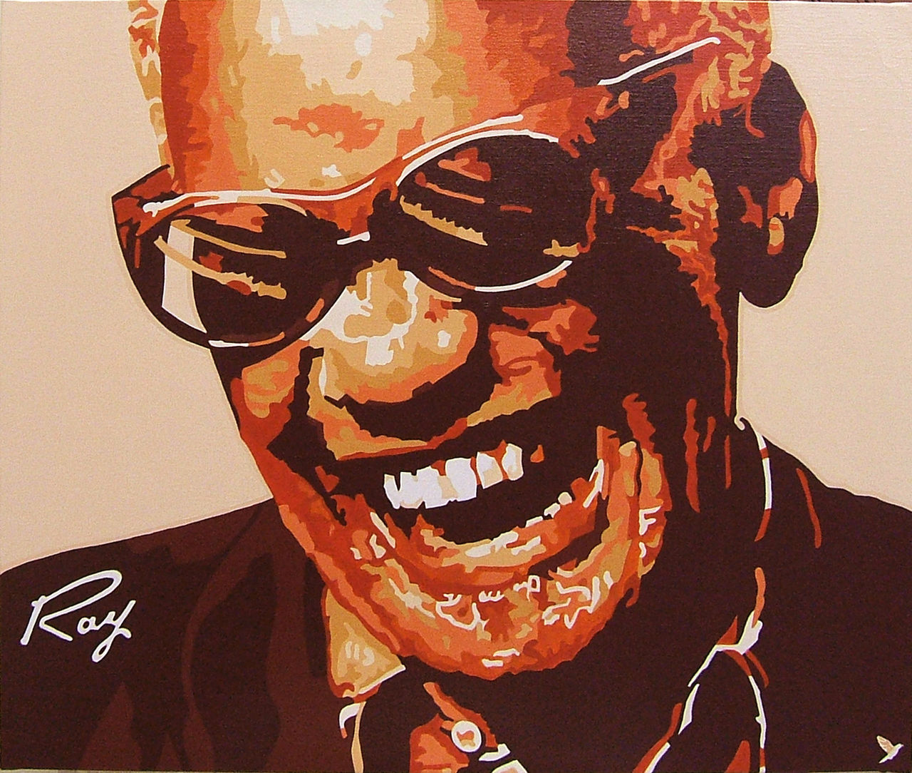 "Adolphe BARBONI rhythm and blues 2 "" RAY CHARLES """