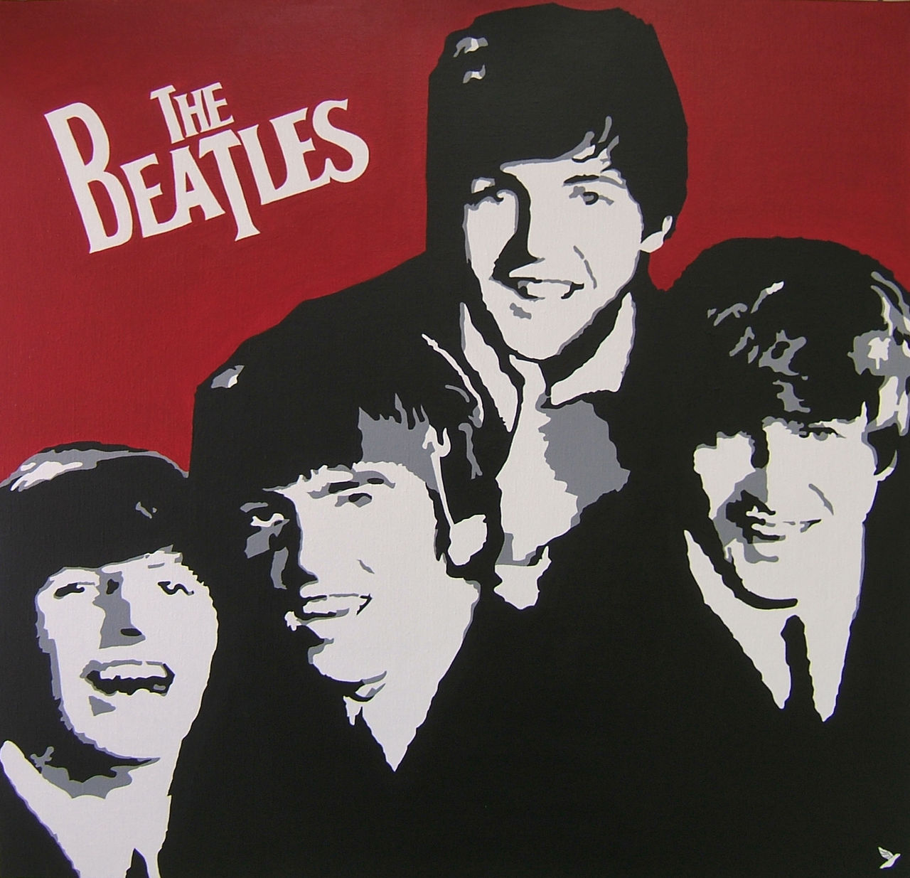"Adolphe BARBONI "" THE BEATLES 2 """