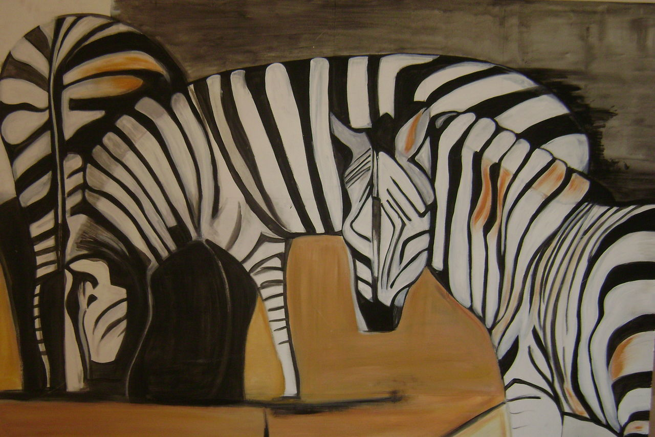 Agnes bens my zebre