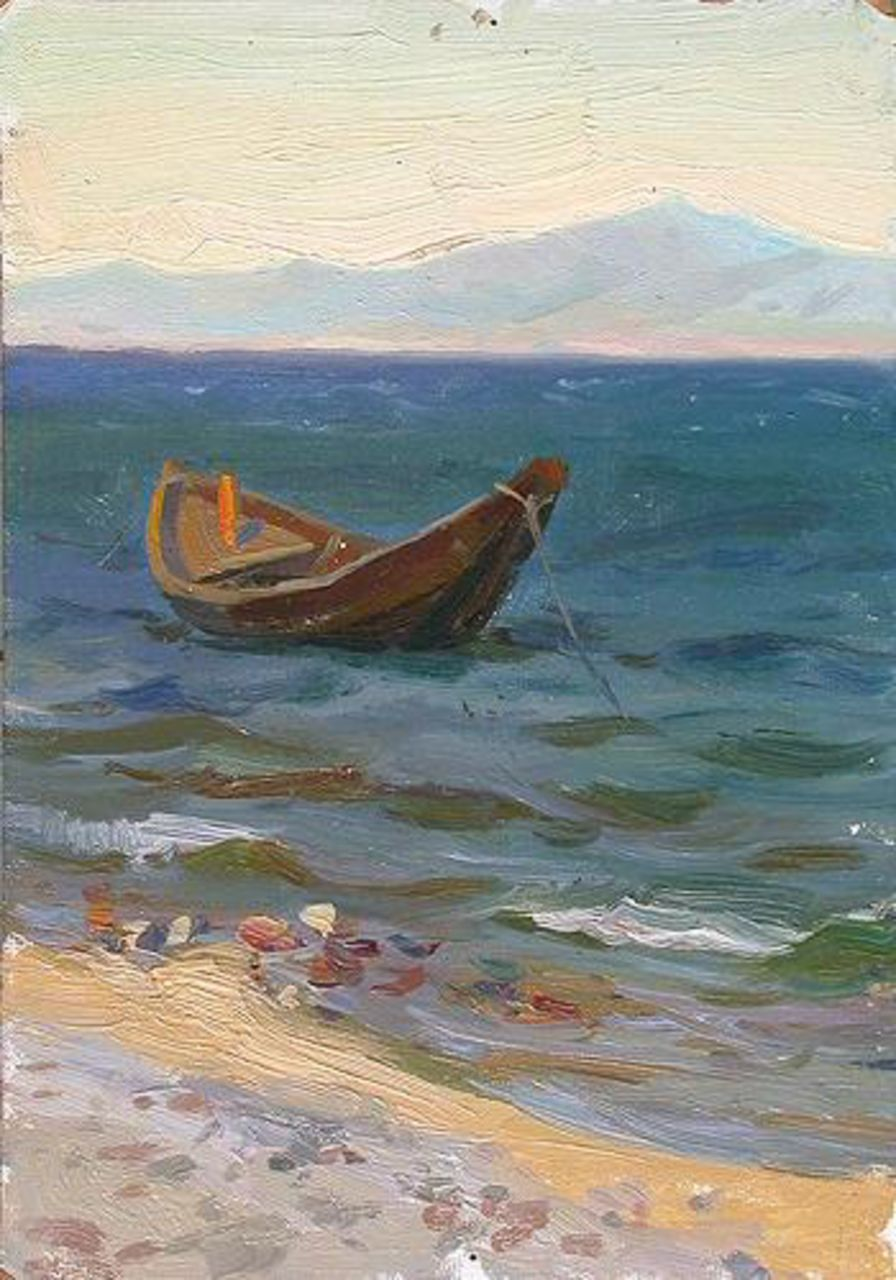 Aleksey Motorin At the Sea