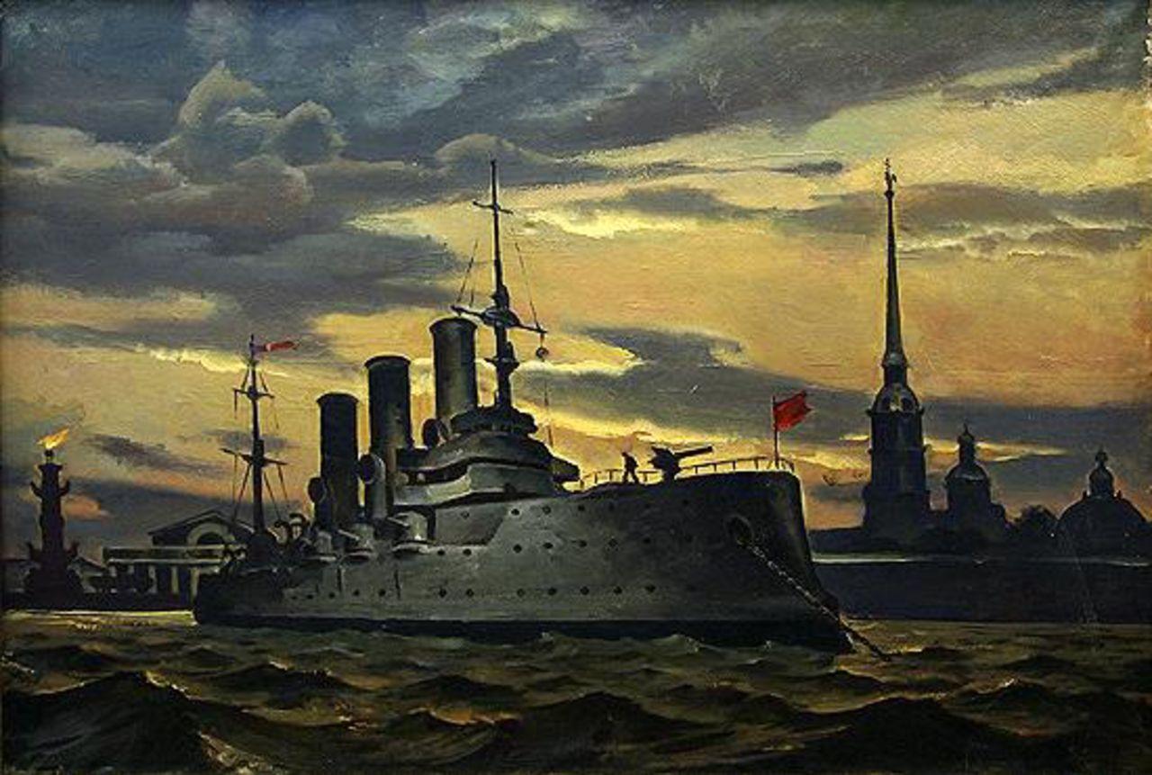 Anatoliy Dyagilev Aurora