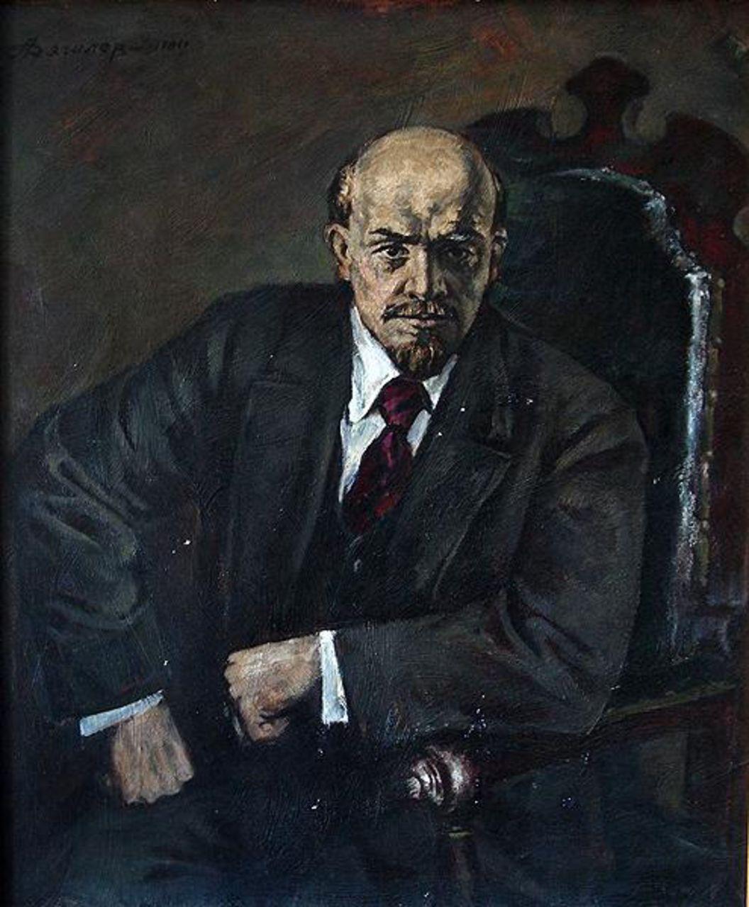 Anatoliy Dyagilev Lenin