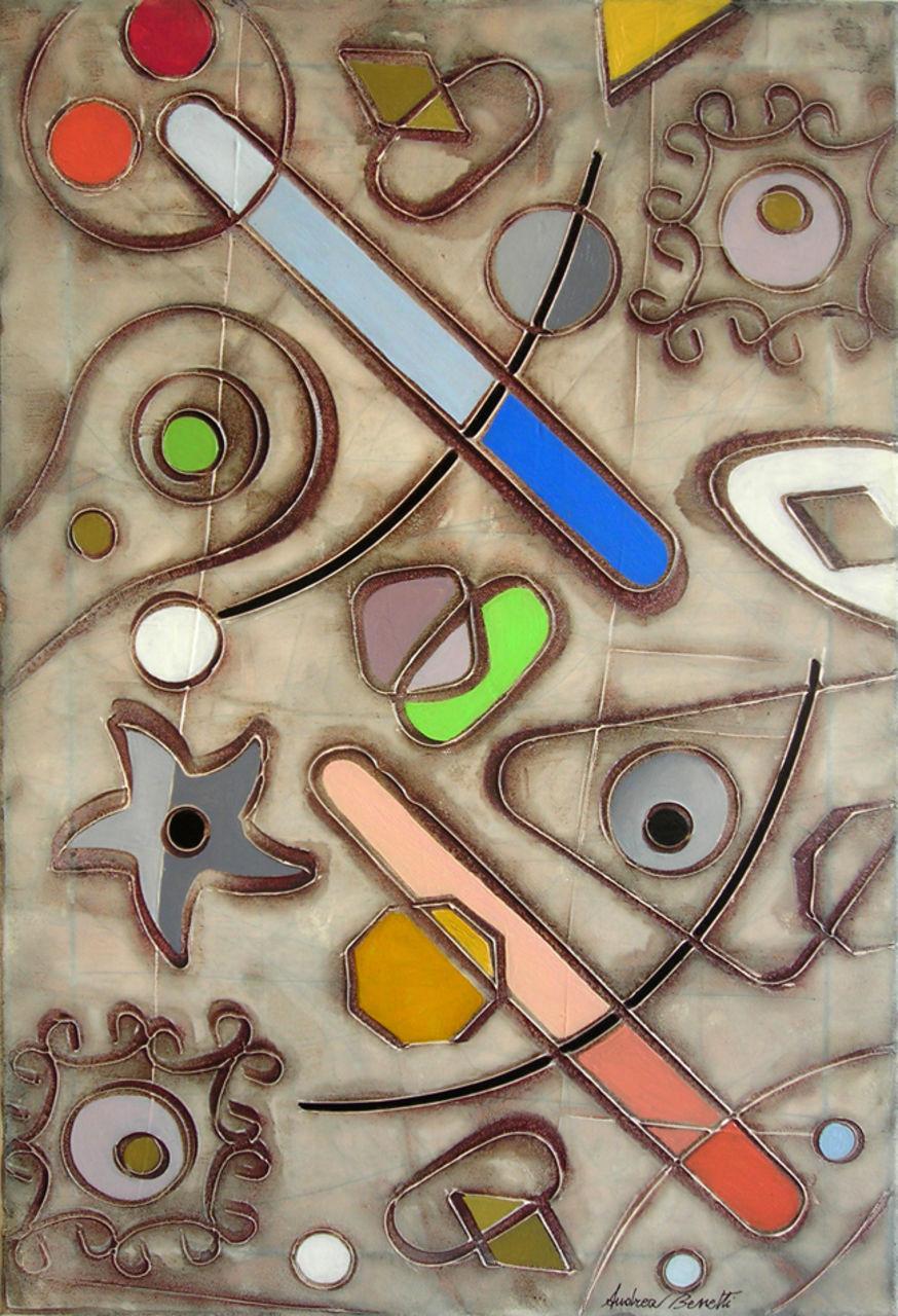 andrea benetti arte contemporanea italiana galerie