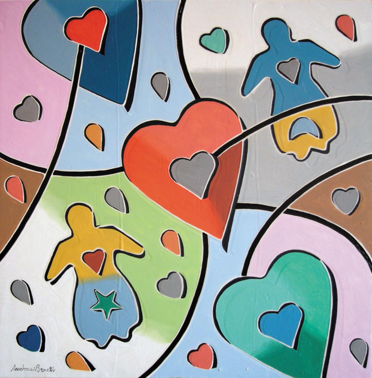 ANDREA BENETTI Le donne e il cuore