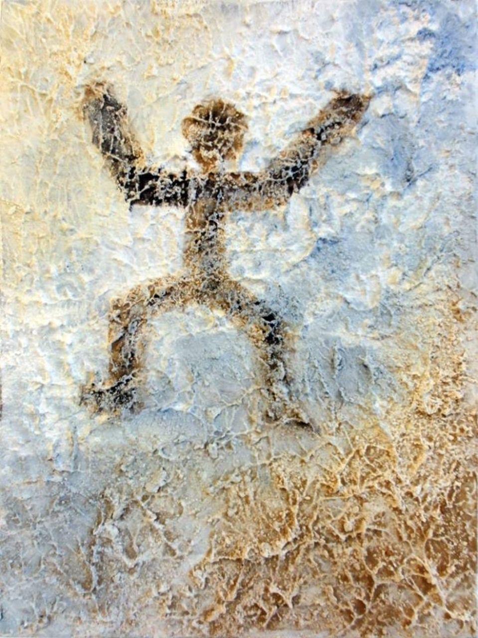 ANDREA BENETTI Ominide paleolitico II