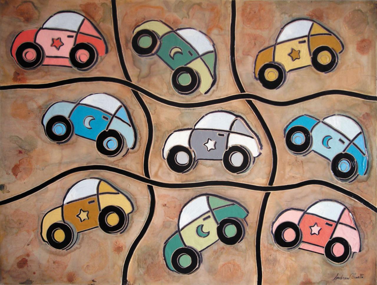 ANDREA BENETTI Automobili