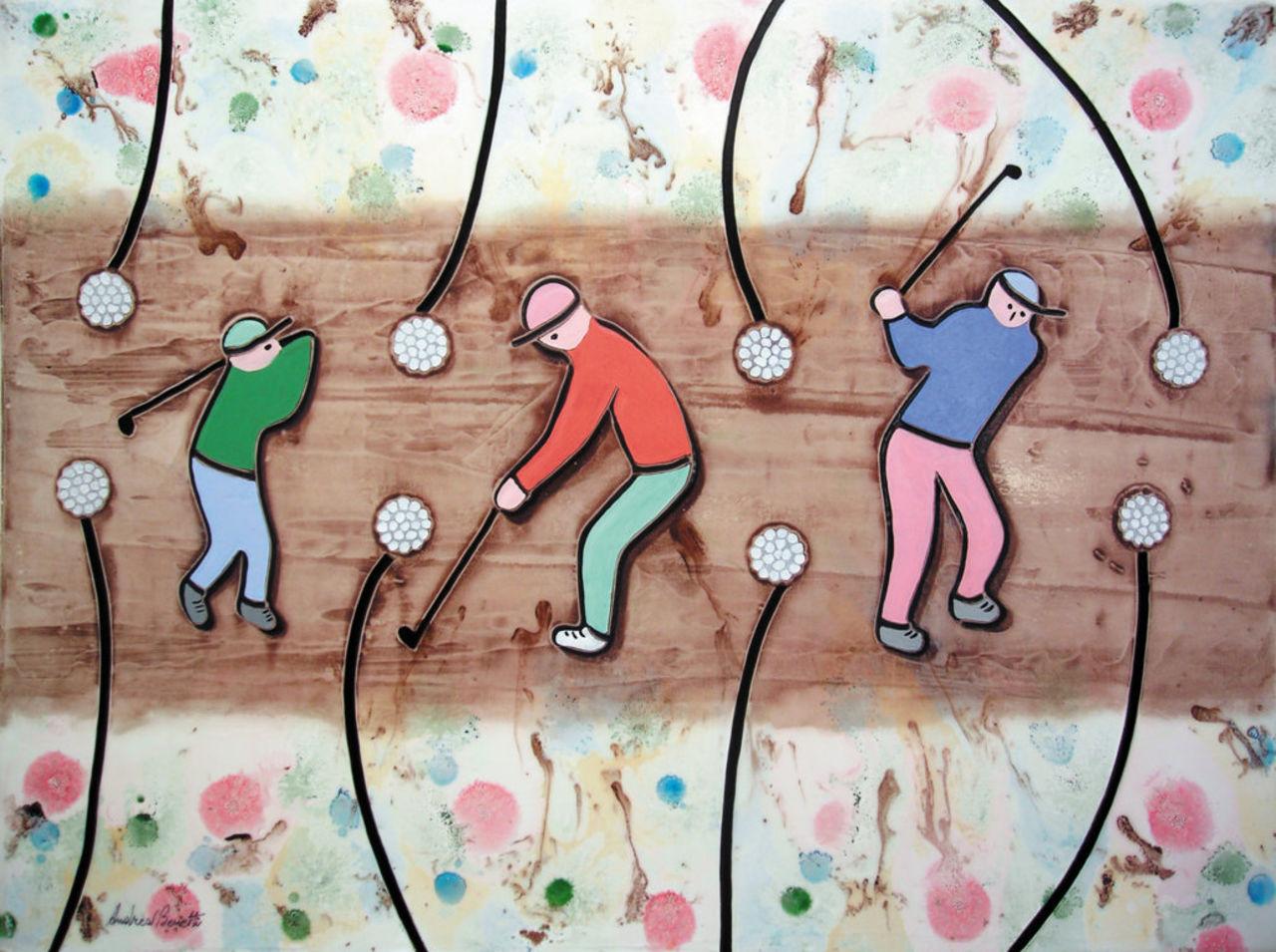 ANDREA BENETTI Golf (scena IV)