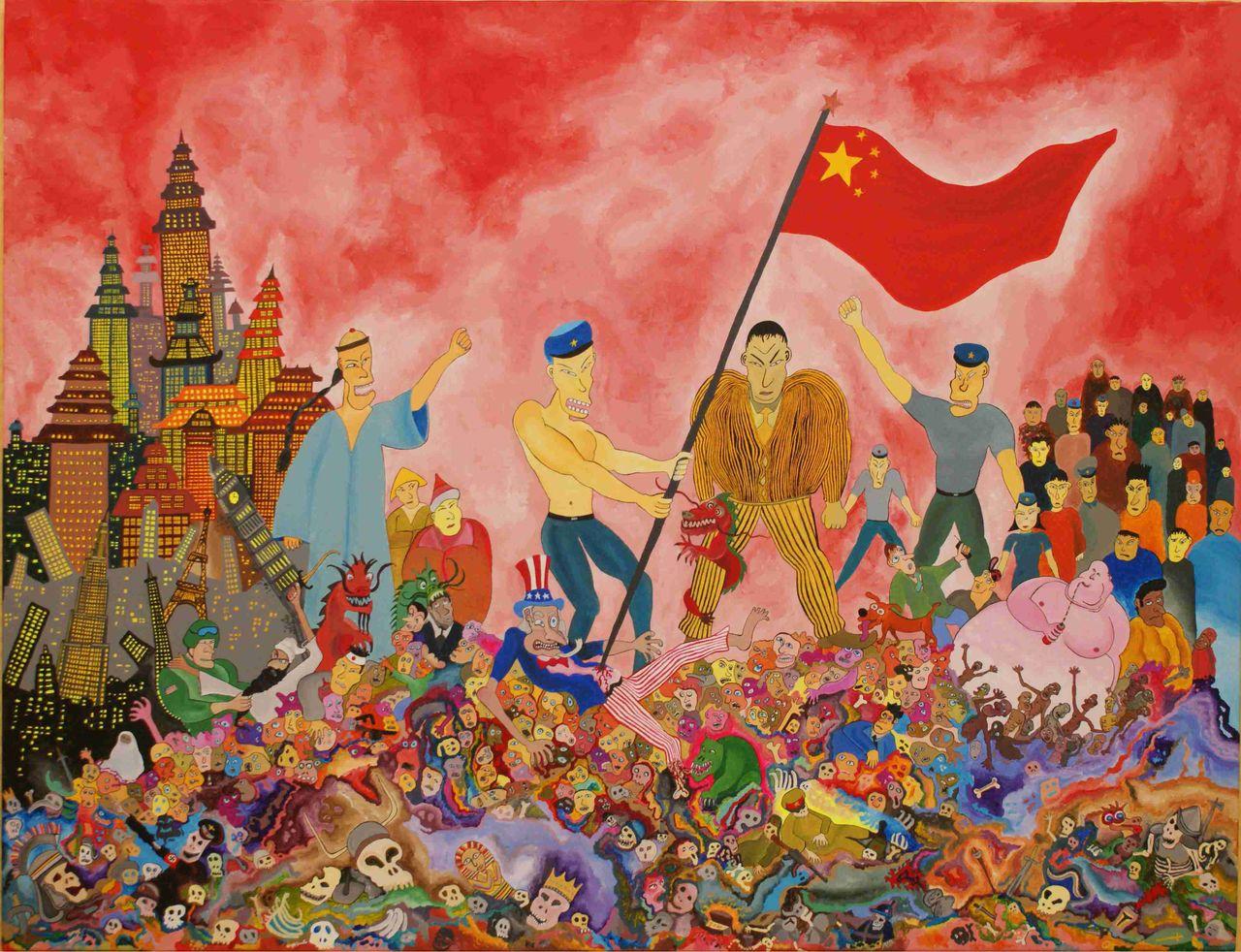 anthony zoria China number one