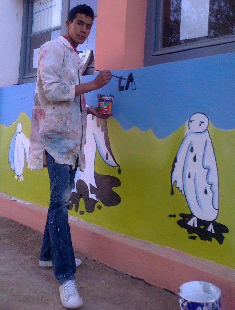 artiste peintre abdelhakim bahami Artiste Peintre Bahami Abdelhakim