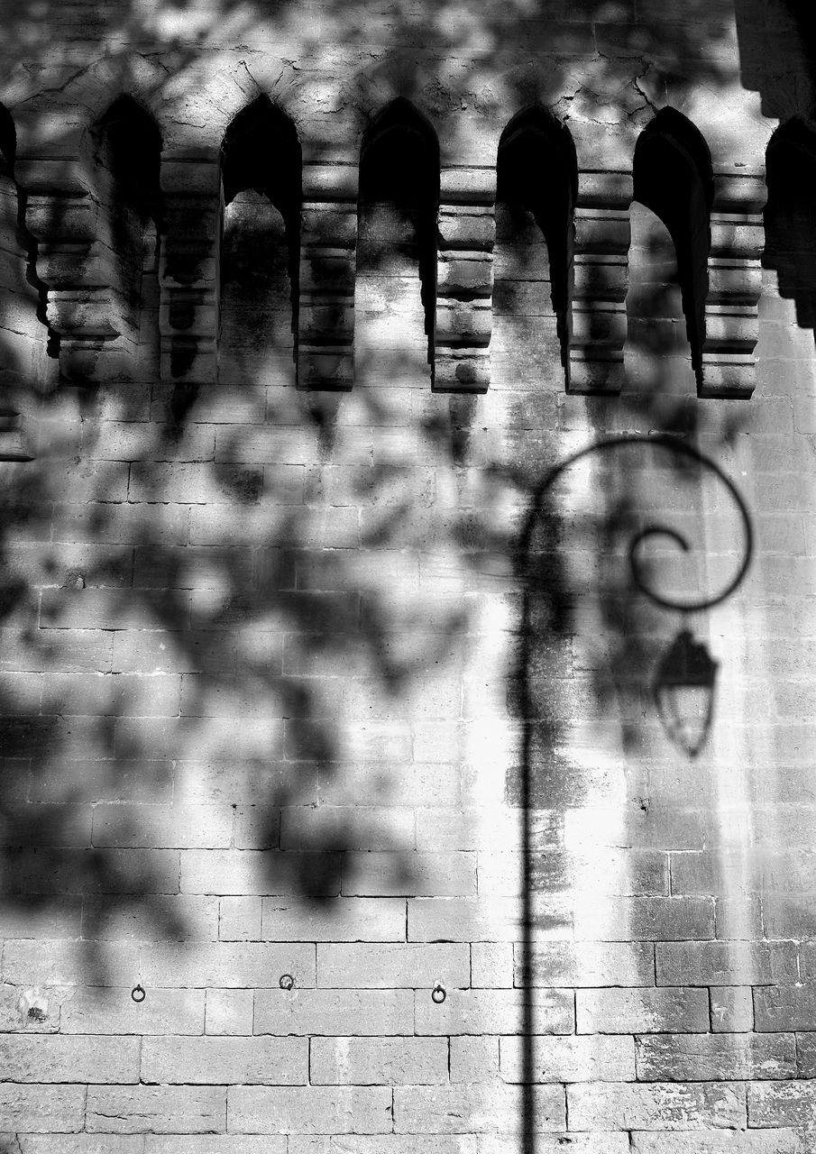 ArtPhoto Ombre sur les remparts
