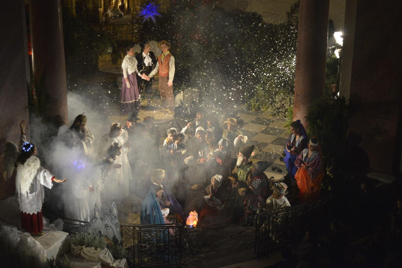 ArtPhoto pastoral des santons de Provence