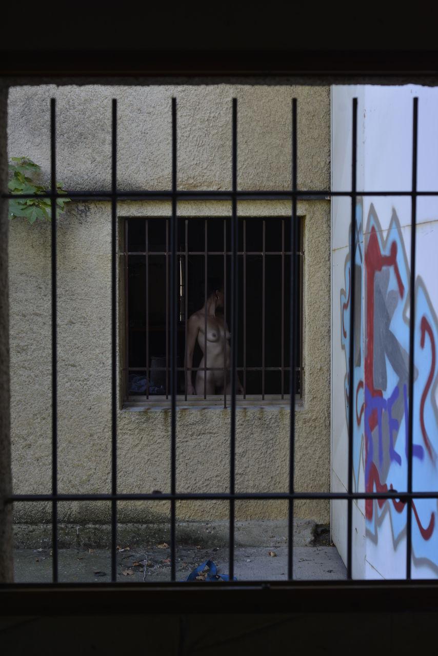 ArtPhoto derrière les barreaux