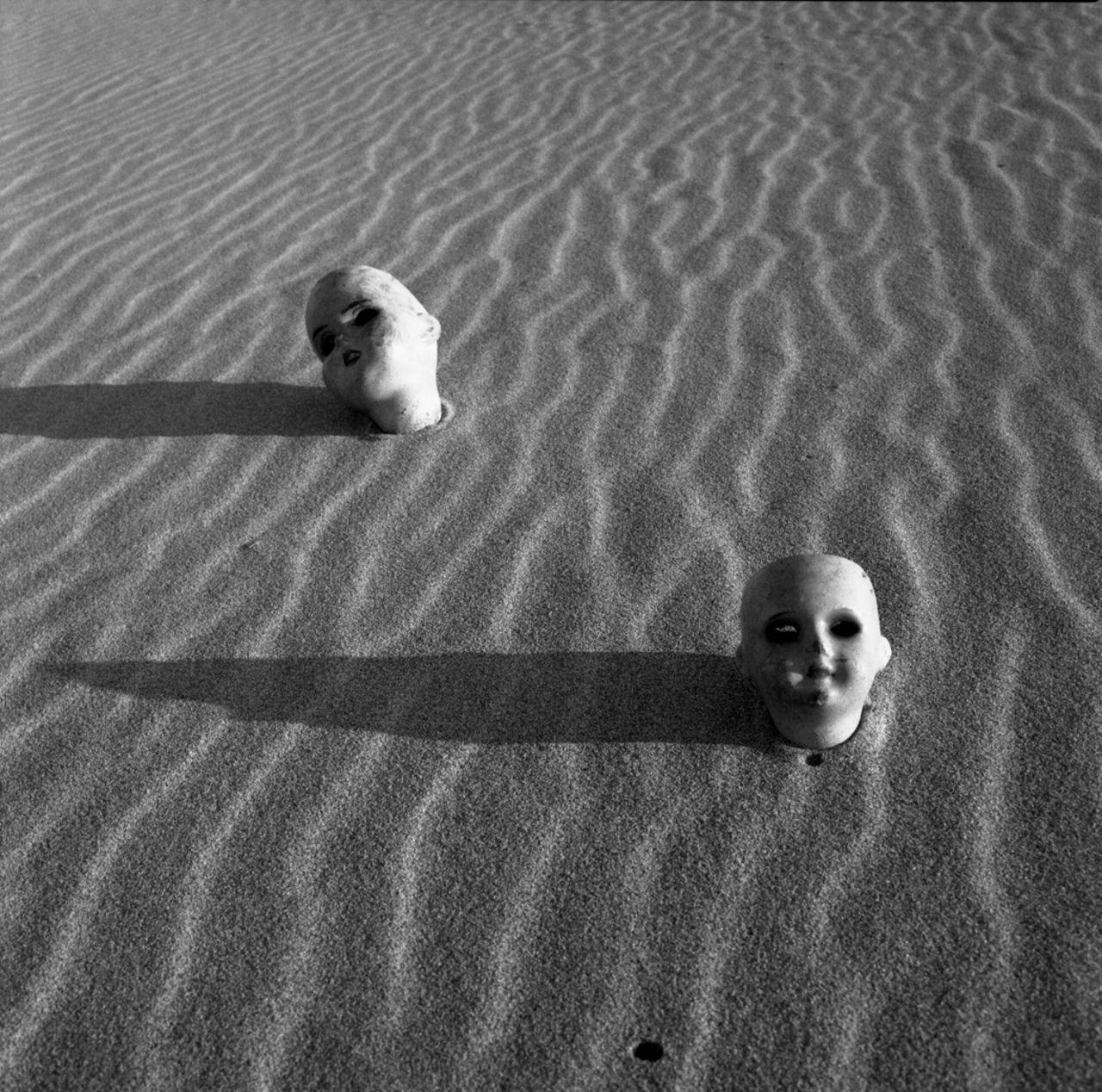 AZEMA Jean-Marc vaguelettes-de-sable