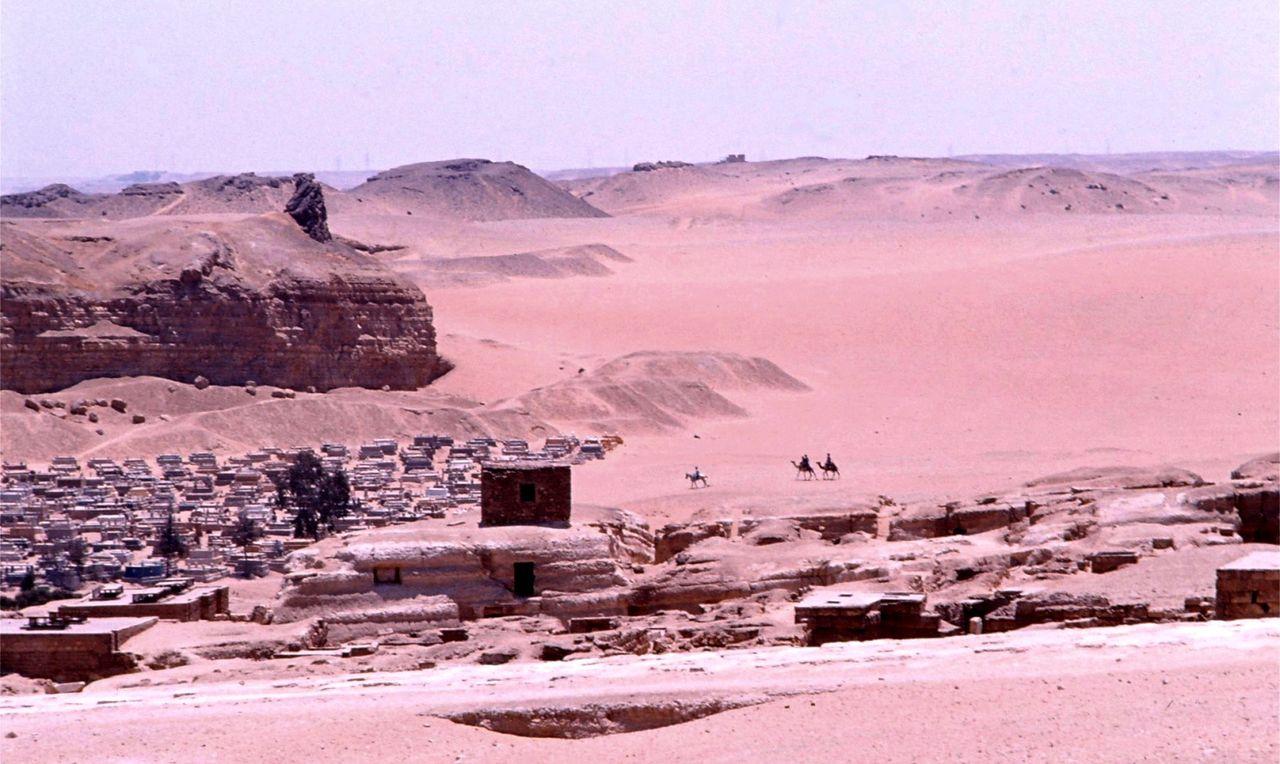 BARRE Yvon Egypte 1980
