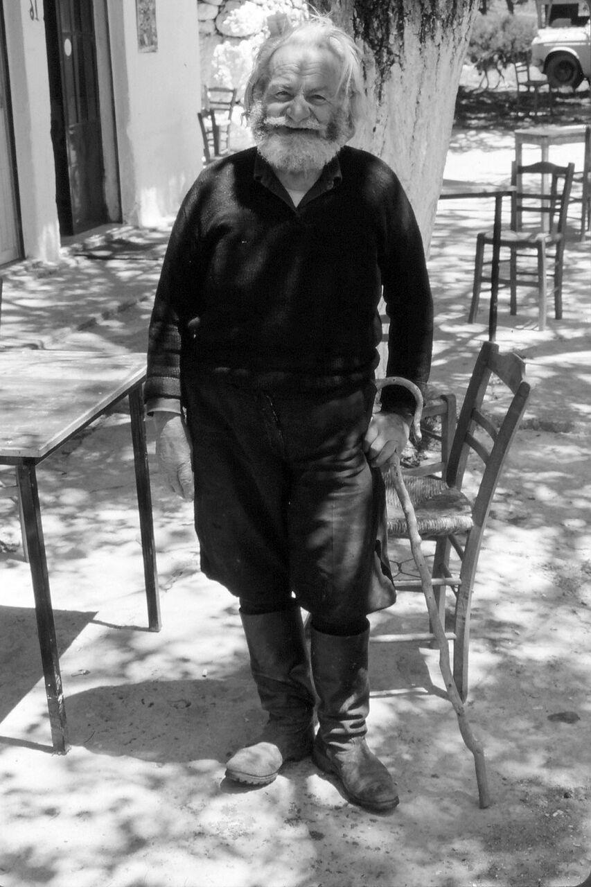BARRE Yvon Berger cretois