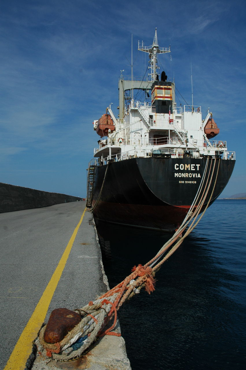 BARRE Yvon Port Heraklion