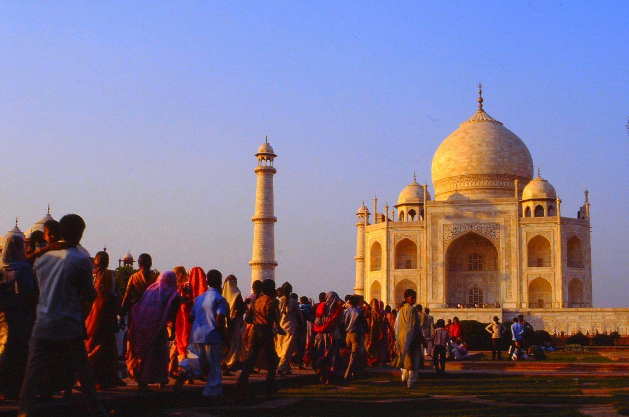 BARRE Yvon Taj Mahal