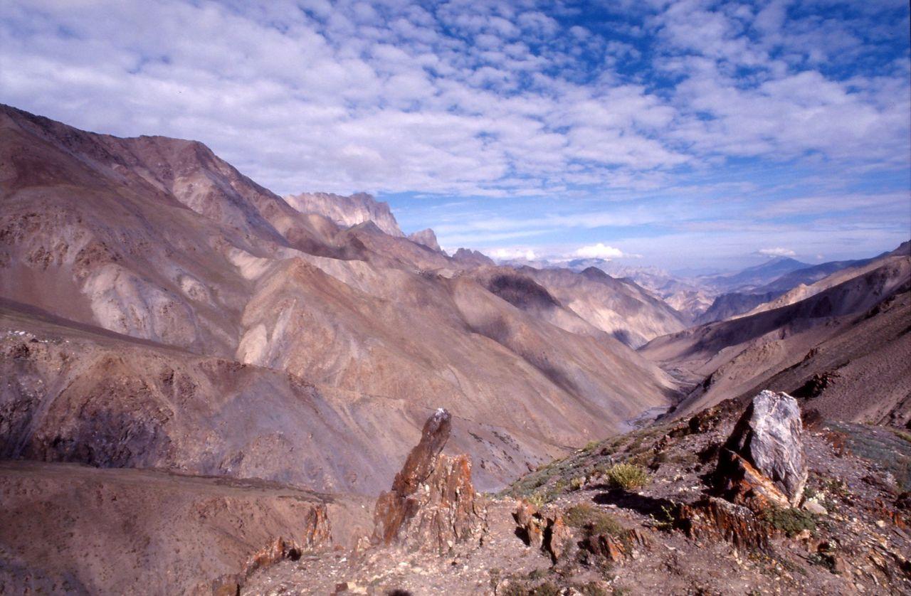BARRE Yvon vallée ladakh