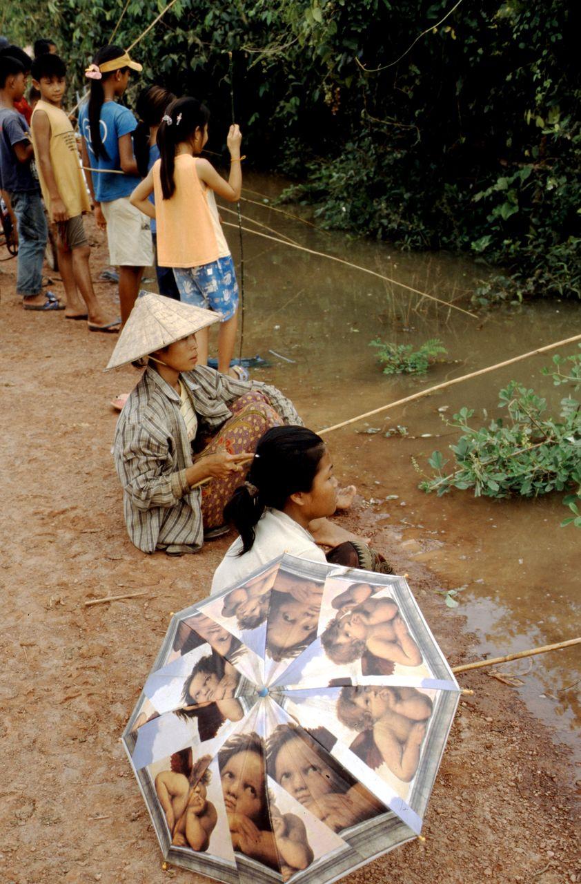 BARRE Yvon Ban Nakoun  Lao
