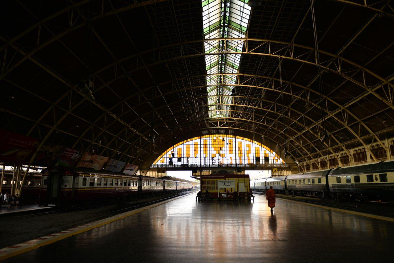 BARRE Yvon Bangkok Station