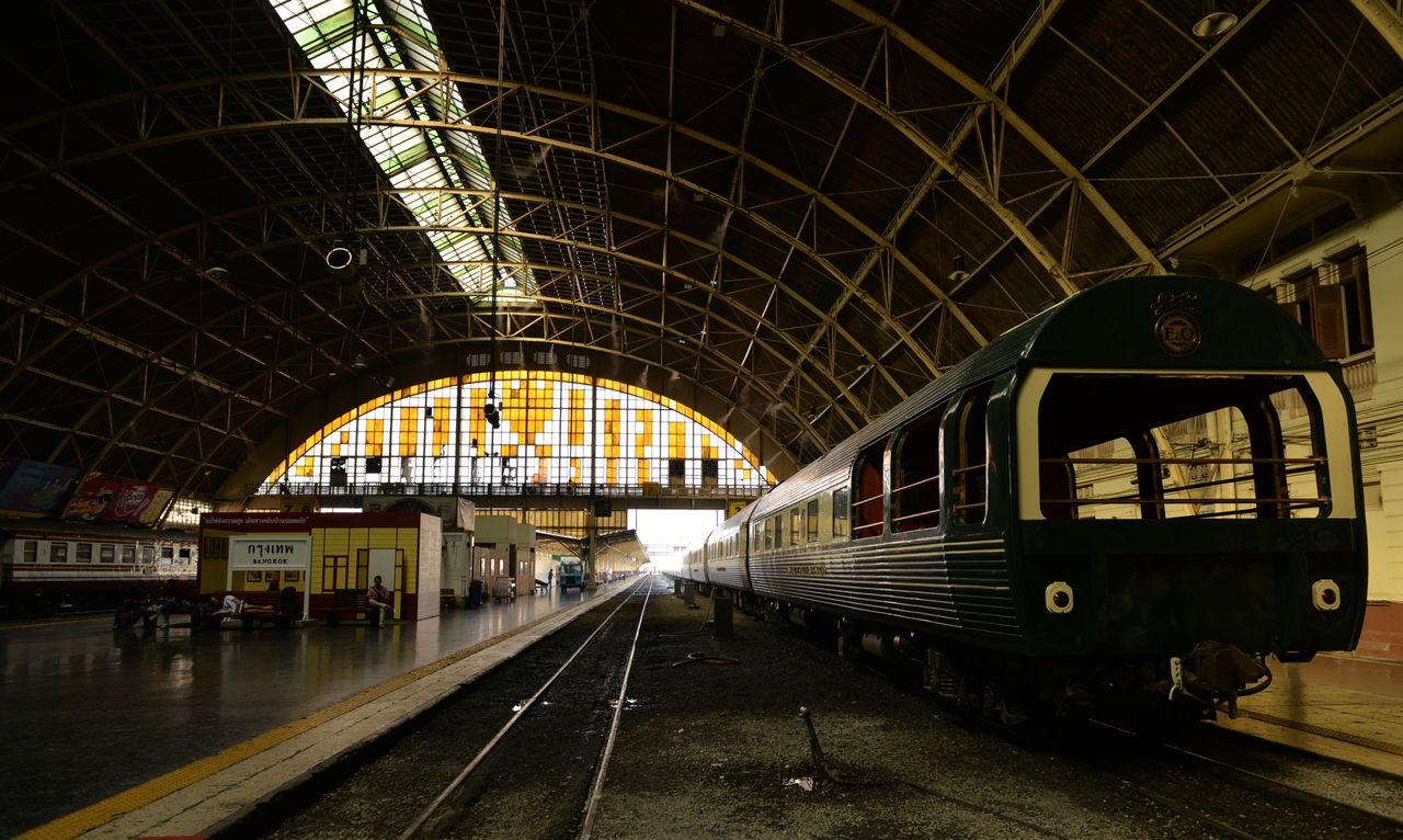 BARRE Yvon Bangkok station 2