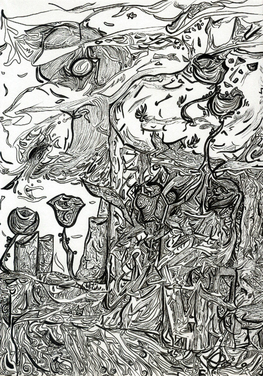 Basile Châtelain illusions d'équlibre