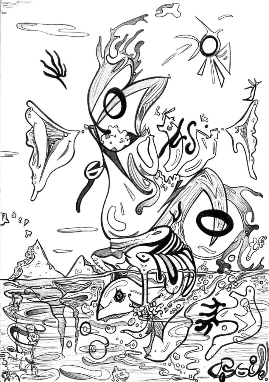 Basile Châtelain l'art subtil de la pêche