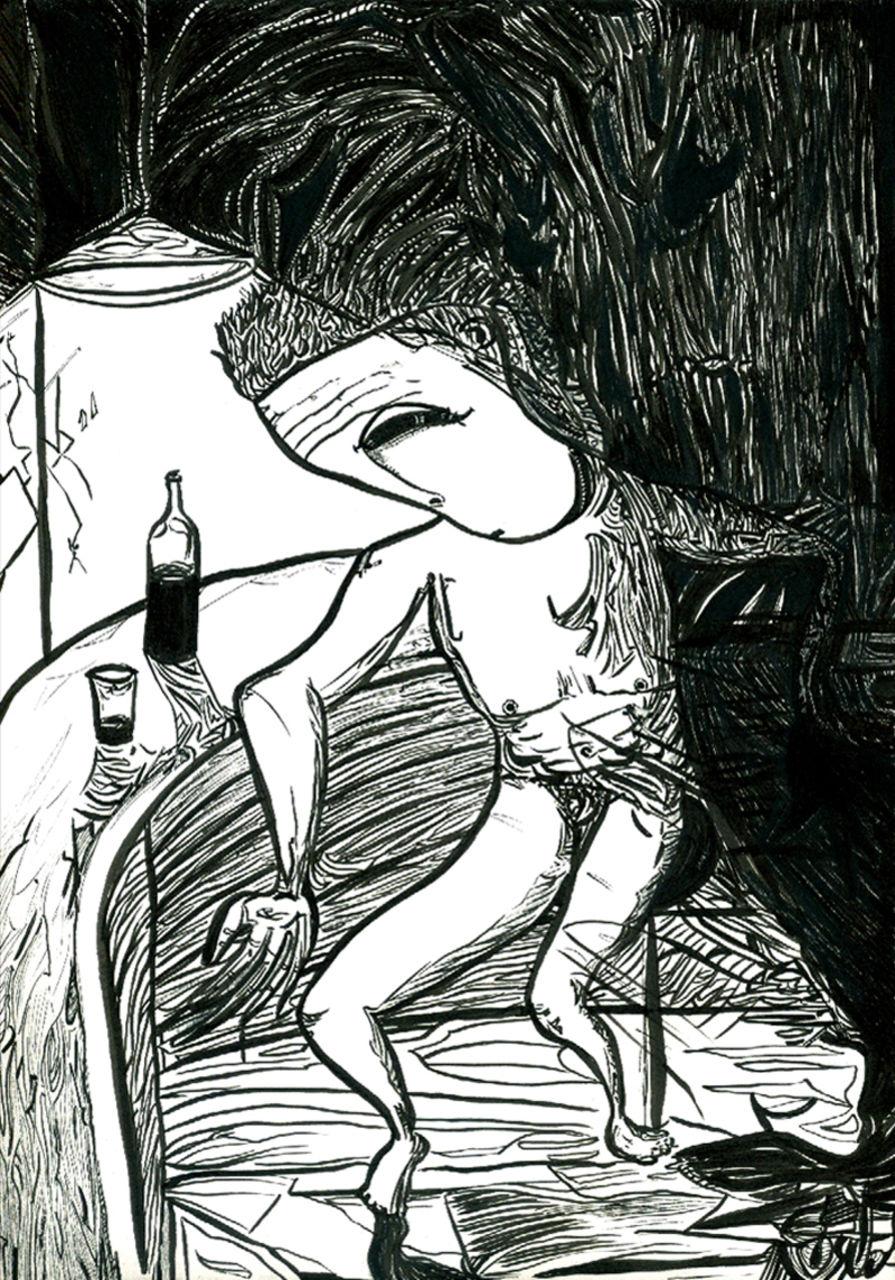 Basile Châtelain par dessus la solitude
