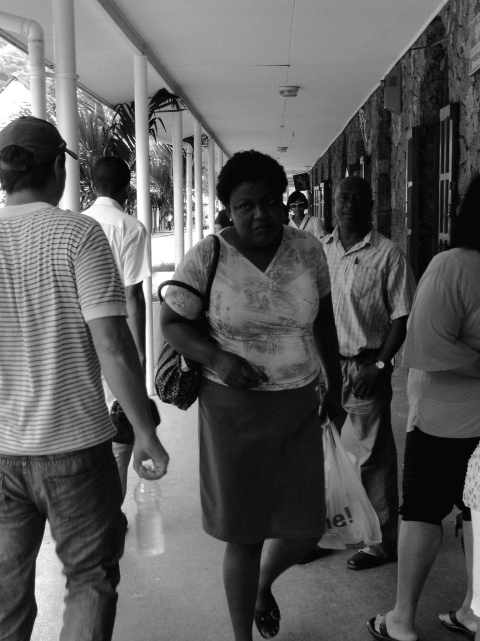 Basile Châtelain Seychelles vie de rue