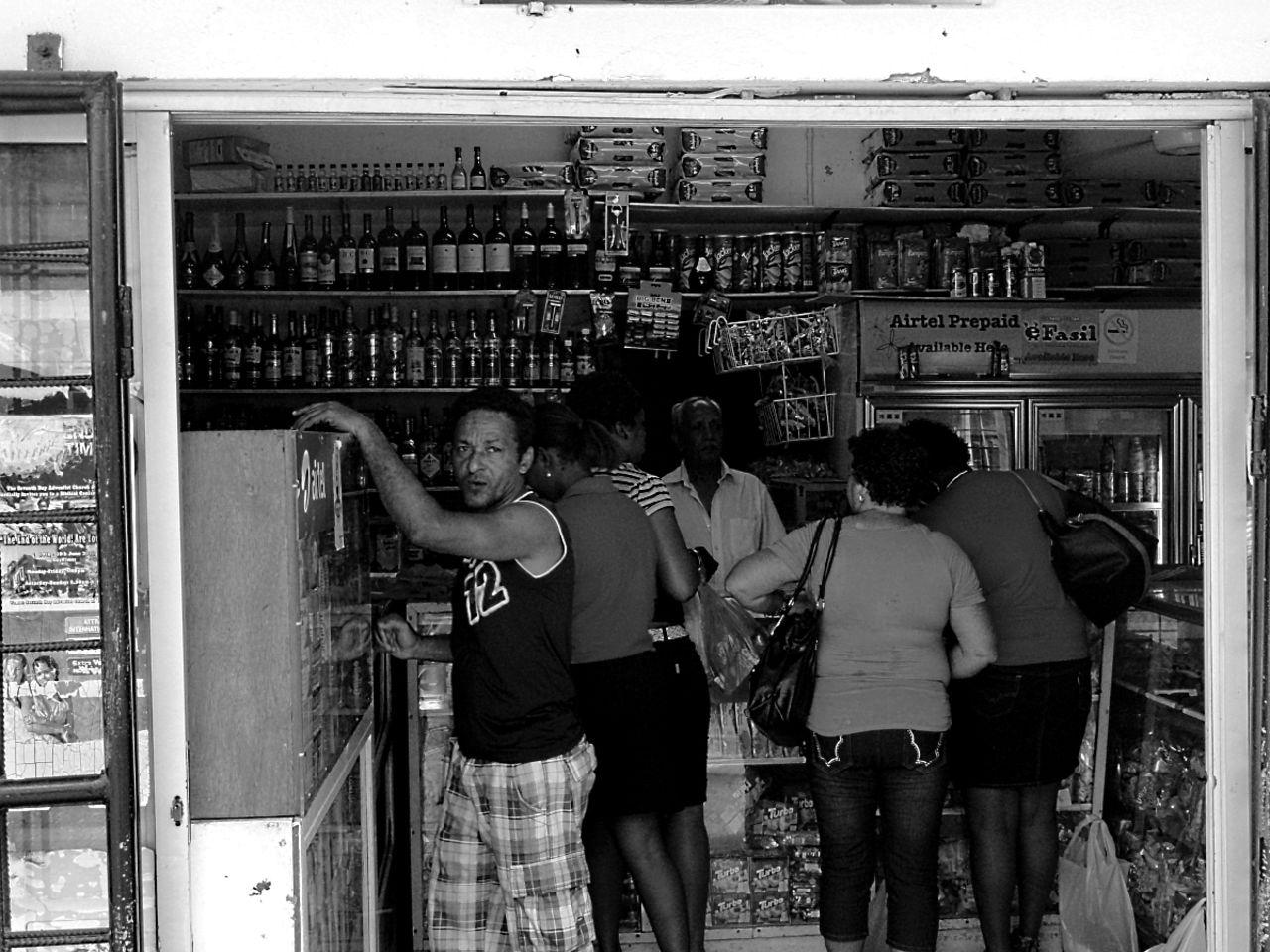 Basile Châtelain Seychelles vie de rue 2