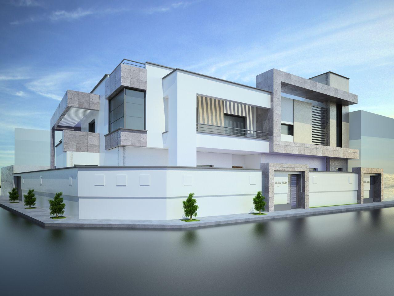 Bicha Marouen architecte villa A.H Sousse