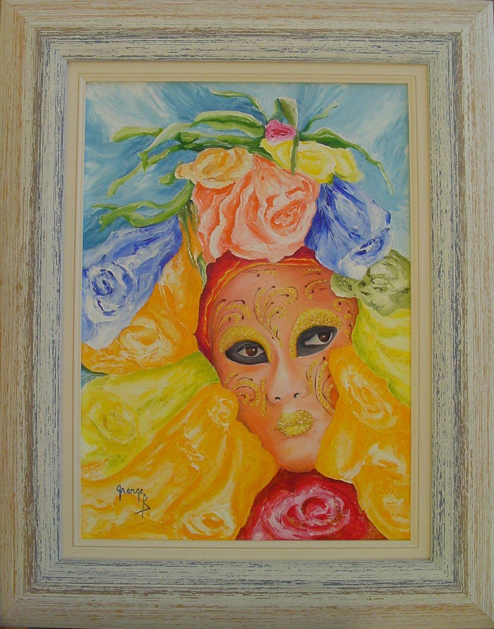 Brigitte  Grange Carnaval