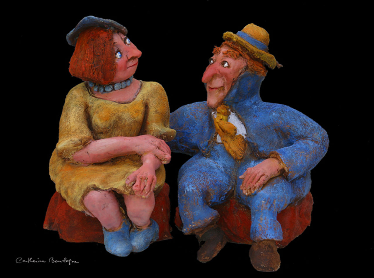 catherine boulogne COUPLE
