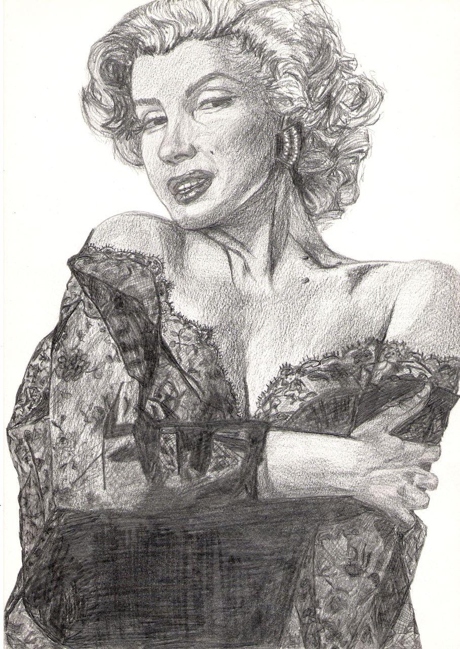 Catherine GRENOUILLAT Marylin