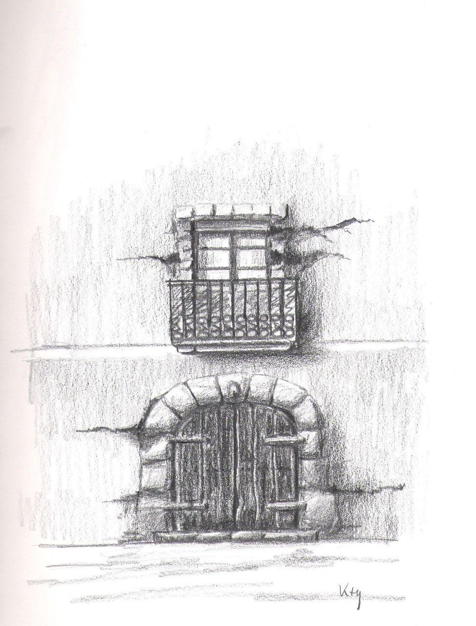 Catherine GRENOUILLAT Porte et fenêtre