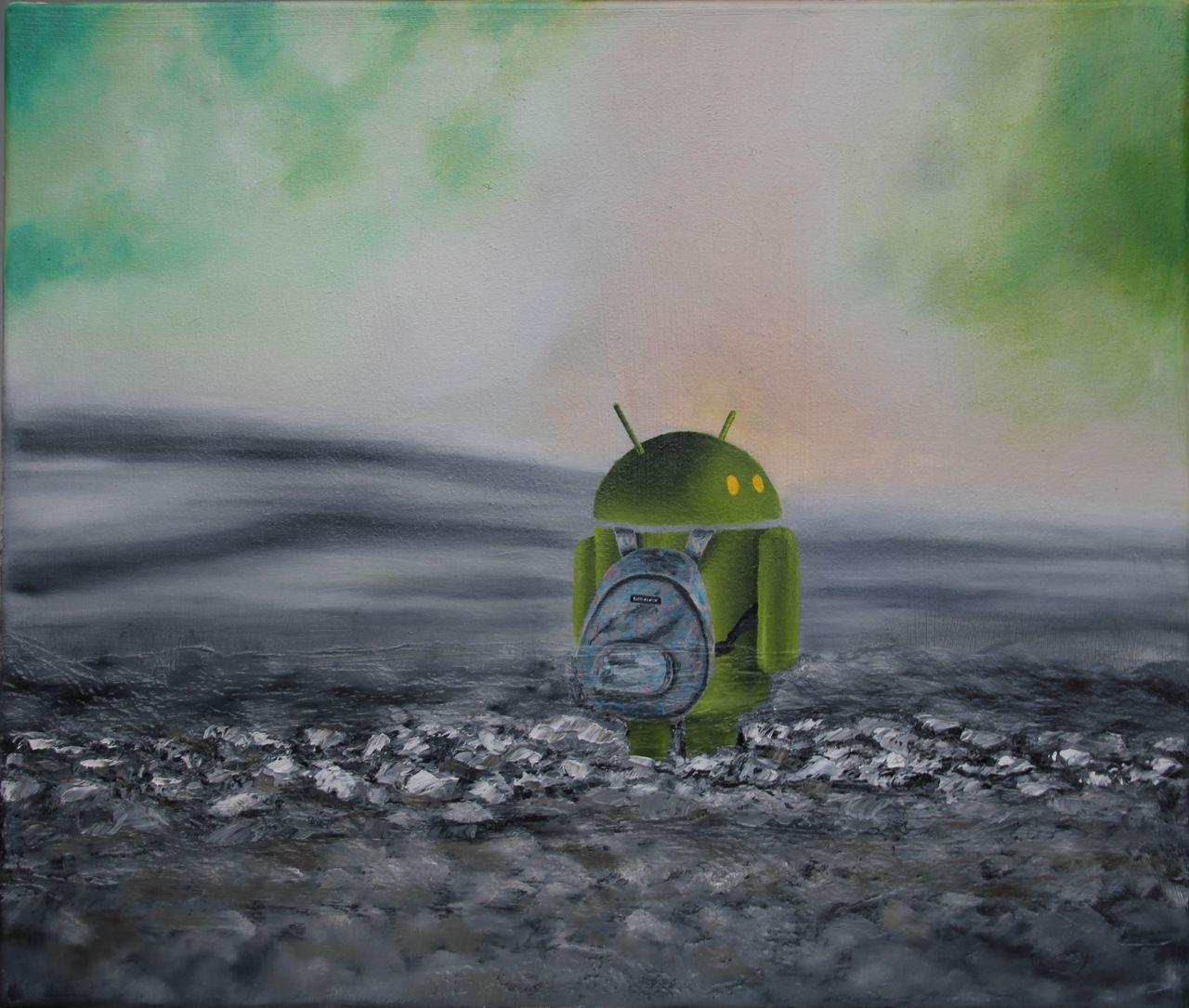 Catherine GRENOUILLAT Android