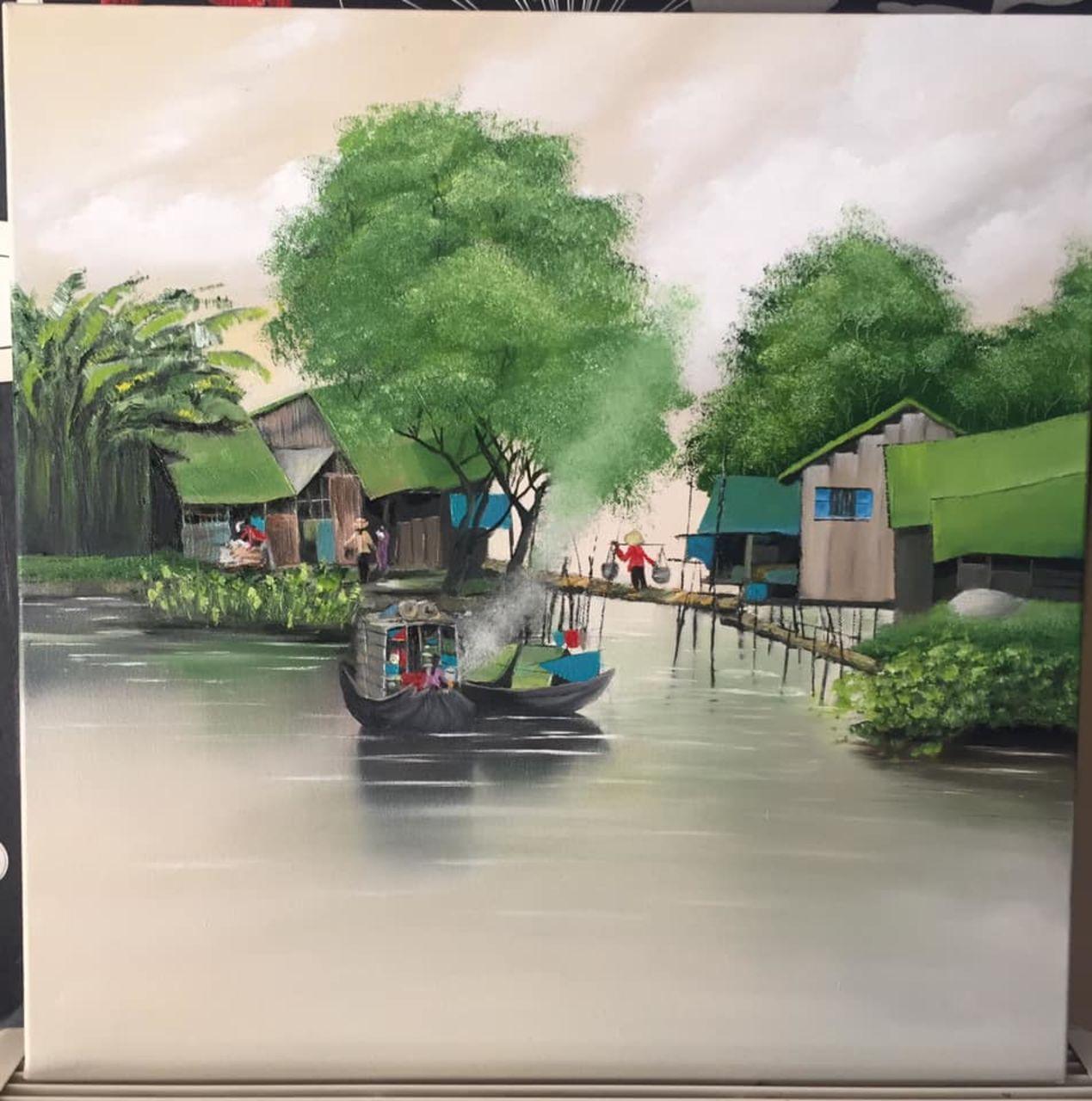 Catherine GRENOUILLAT Vie de Labeur au Vietnam