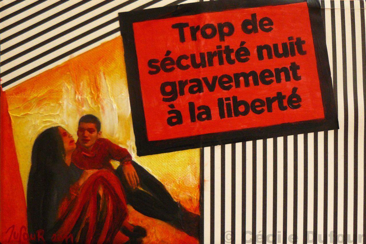 Cécile Dufour Entraves