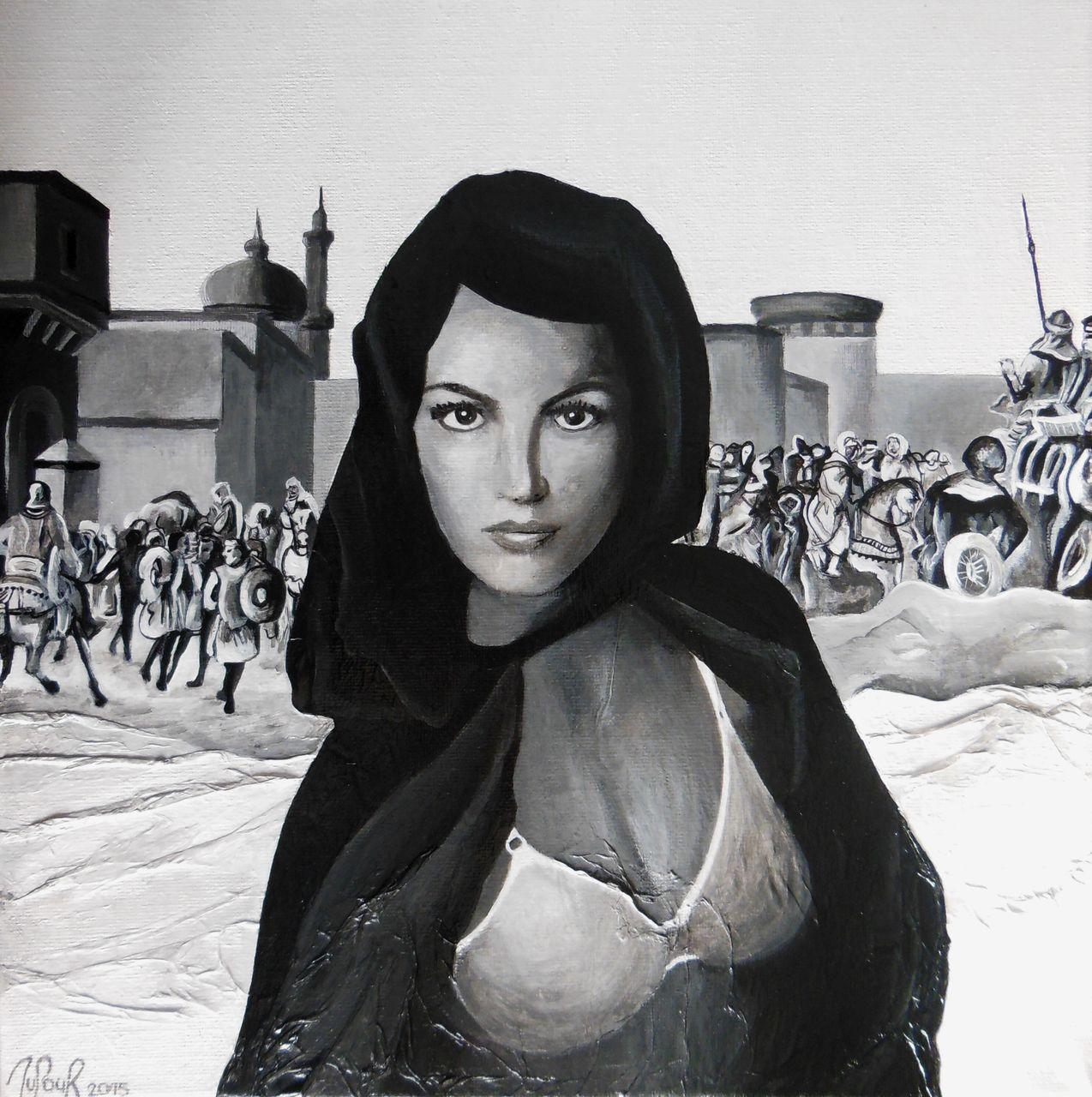 Cécile Dufour Fusion des peuples