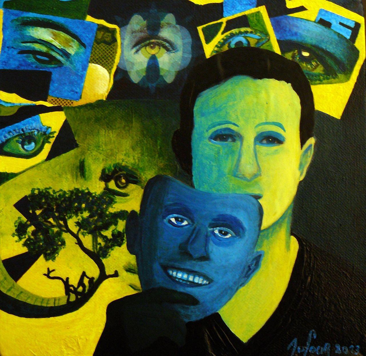 Cécile Dufour Illusion masquée
