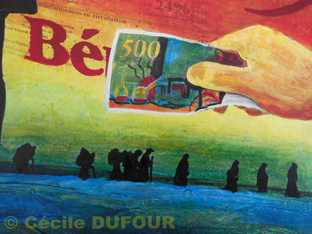 Cécile Dufour Détail 80