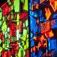 Cédrick Tux - Mur de Lumière