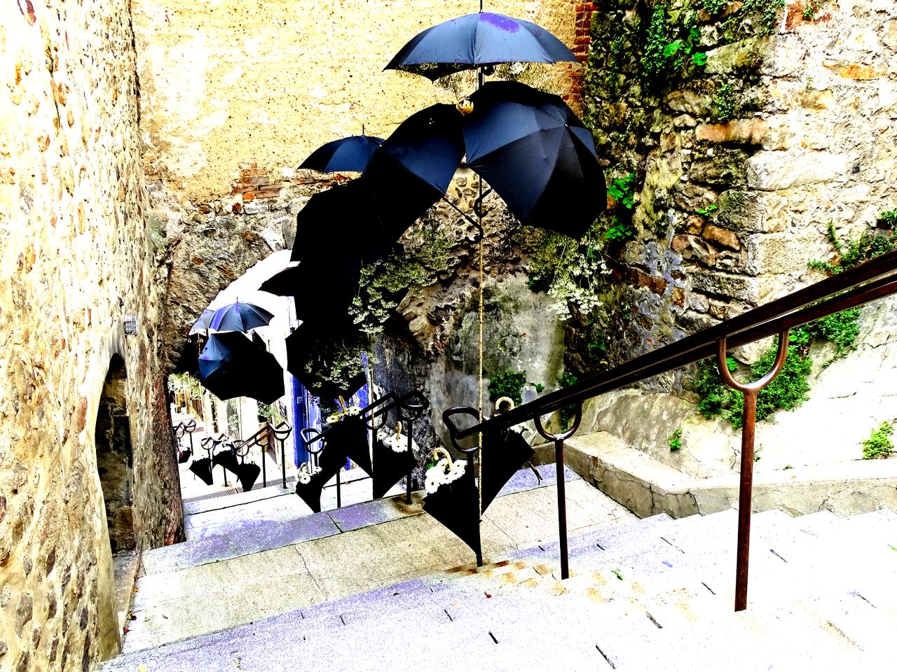 Chapiteau Umbrella