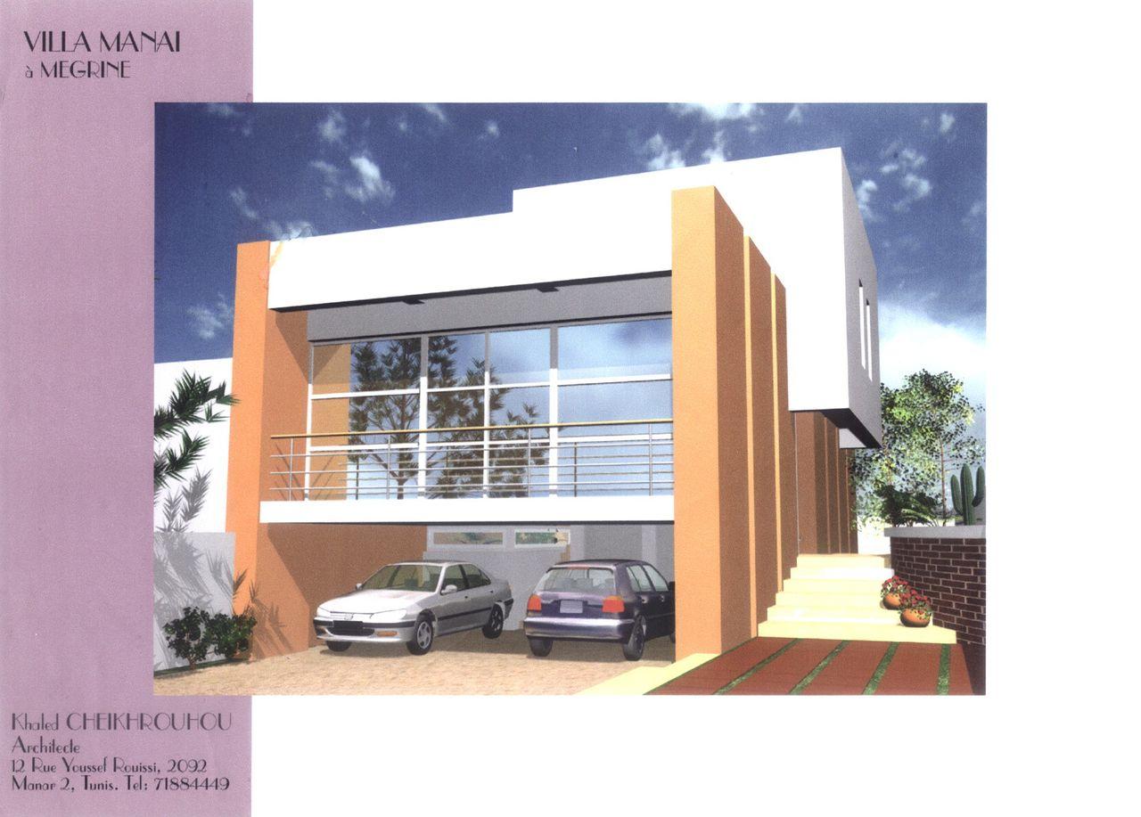 Cheikhrouhou & partners Architects mEGRINE